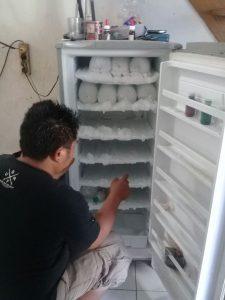 Service Freezer Chiller Bandung