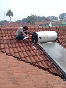 Service Handal Solar Water Heater Bandung