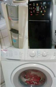 Service Dispenser, Kulkas, dan Mesin Cuci